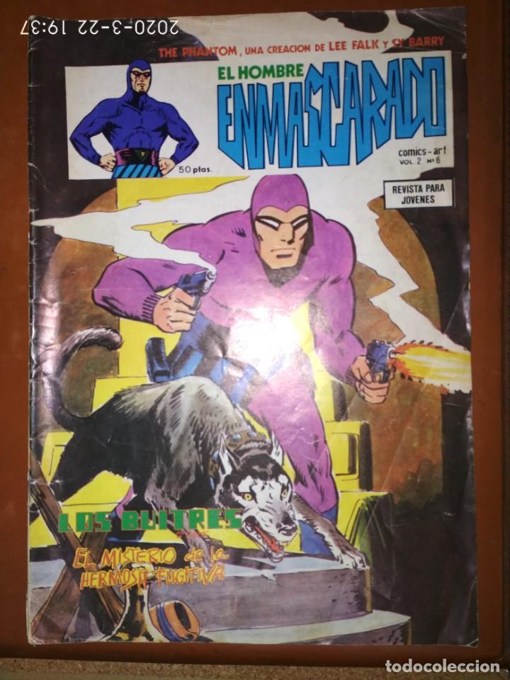COMIC EL MASCARADO (FANTOM) (Tebeos y Comics - Tebeos Otras Editoriales Clásicas)