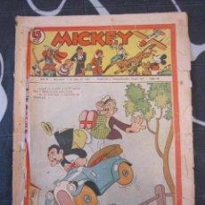 Tebeos: TEBEO INFANTIL - MICKEY Nº 70 - 4 DE JUNIO DE 1936 - EDITORIAL MOLINO - WALT DISNEY. Lote 201997636