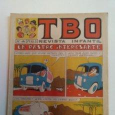 Tebeos: TBO - REVISTA DE 1971 COMPLETA. Lote 202481640