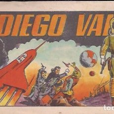 Tebeos: DIEGO VALOR Nº 1. Lote 203337111
