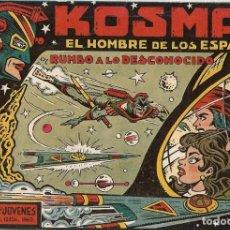 Tebeos: KOSMAN Nº 2 - ORIGINAL - IRANZO 1960 MUY BUEN ESTADO - LEER. Lote 203800611