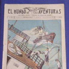Tebeos: ÚNICOS EN TC. (1926) AÑO I EDITORIAL GUERRI. ORÍGENES TEBEO VALENCIANO. Lote 203808975