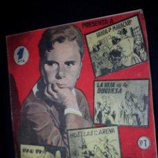 Tebeos: CHICOS Nº 07 ( DE 69) (EDICIONES CID-MADRID-).ORIGINAL DE 1954. Lote 204081598