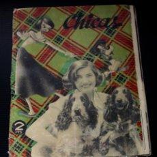 Tebeos: CHICAS 2ª EPOCA , Nº2 , ORIGINAL DE 02.07.1950 (CON FOTO KATHERINE HEPBURN). Lote 204082640