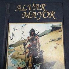 Tebeos: ALVAR MAYOR (INTEGRAL) BRECCIA / TRILLO - TAPA DURA. Lote 204139382