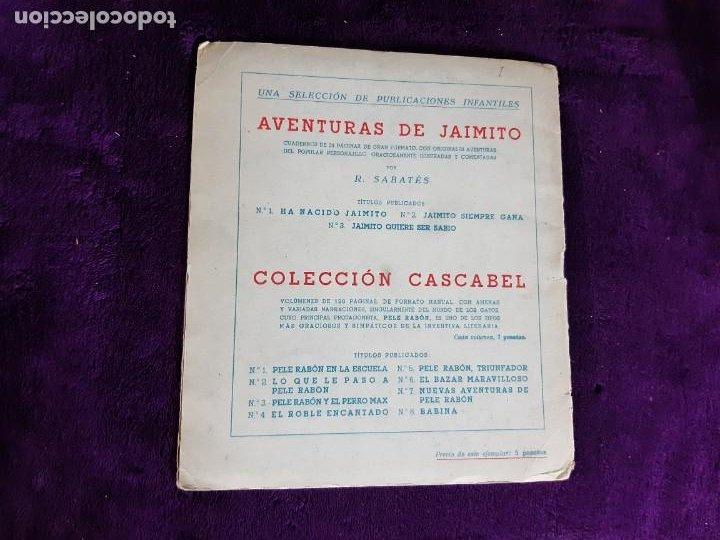 Tebeos: JAIMITO QUIERE SER SABIO Nº 3 - Foto 3 - 204348027