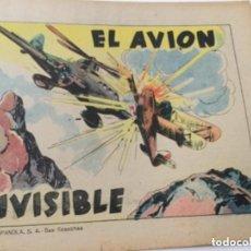 Tebeos: EL AVIÓN - EXCELENTE CONSERVACIÓN. Lote 204496791
