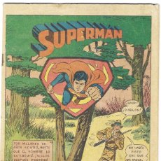 Tebeos: SUPERMAN. EL ÚLTIMO DINOSAURIO SOBRE LA TIERA.. Lote 204619350