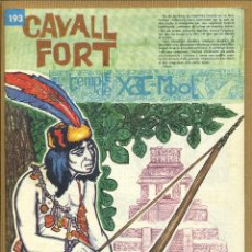 Tebeos: CAVALL FORT - Nº 193. Lote 205310456