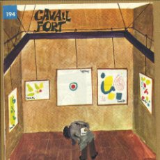 Tebeos: CAVALL FORT - Nº 194. Lote 205310558