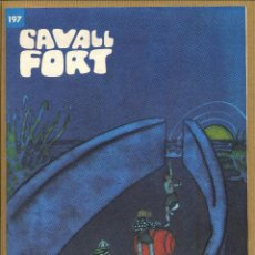 Tebeos: CAVALL FORT - Nº 197. Lote 205310892