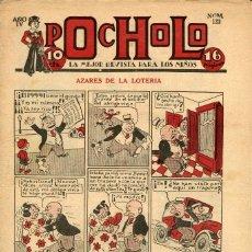 Tebeos: POCHOLO-123 (S. VIVES, 1934). Lote 205853048