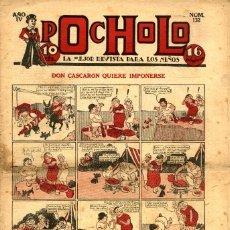 BDs: POCHOLO-132 (S. VIVES, 1934). Lote 205854357