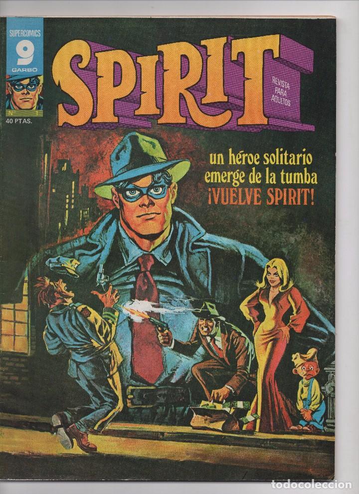 """""""SPIRIT"""" DE WILL EISNER 23 PRIMEROS NÚMEROS EN PERFECTO ESTADO (Tebeos y Comics - Tebeos Otras Editoriales Clásicas)"""