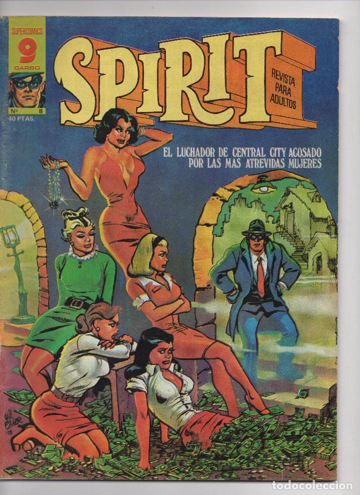 """Tebeos: """"SPIRIT"""" DE WILL EISNER 23 PRIMEROS NÚMEROS EN PERFECTO ESTADO - Foto 8 - 205897535"""