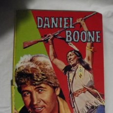 Tebeos: DANIEL BOONE ENTRO DOS FUEGOS FHER, 1966. Lote 206583732