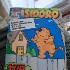 Tebeos: COMICS COMIC NUEVO ISIDORO EL GATO 7 NUMEROS COLECCIÓN 8,9,10,11,12,13 Y 14. Lote 206772178