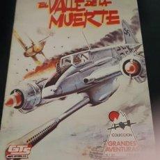 Tebeos: EL VALLE DE LA MUERTE, COL. GRANDES AVENTURAS Nº 51, GTS ED, 1987.. Lote 206774100