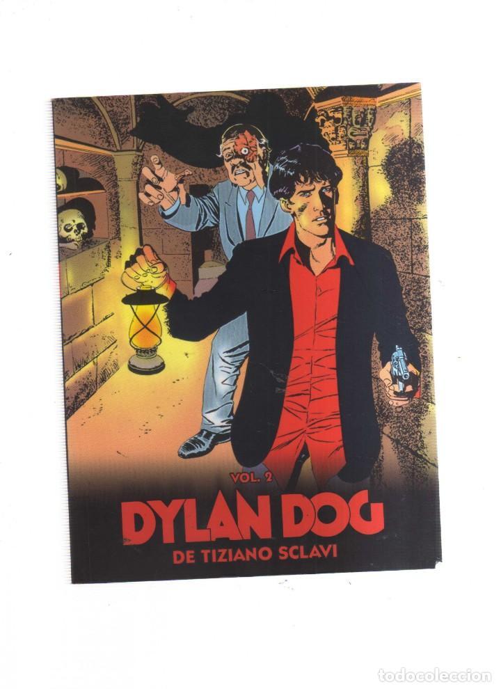DYLAN DOG VOL.2 DE TIZIANO SCLAVI (Tebeos y Comics - Tebeos Otras Editoriales Clásicas)