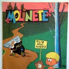 Tebeos: MOLINETE. AÑO IX. NUM. 1 - 1958 - MUY ILUSTRADO. Lote 207088868