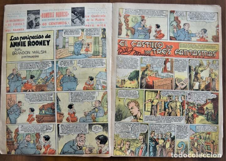 Tebeos: MICKEY REVISTA SEMANAL ILUSTRADA Nº 71 - 11 DE JULIO DE 1936 - SEMANA PREVIA GUERRA CIVIL - Foto 5 - 207119023