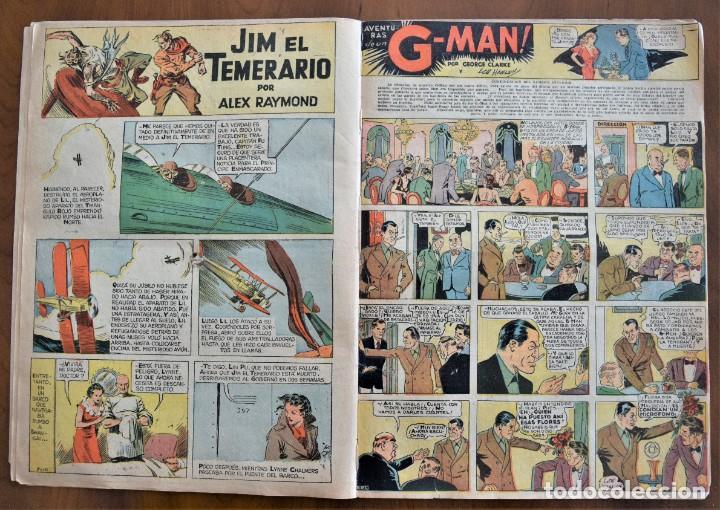 Tebeos: MICKEY REVISTA SEMANAL ILUSTRADA Nº 72 - 18 DE JULIO DE 1936 - INICIO GUERRA CIVIL - WALT DISNEY - Foto 4 - 207119560