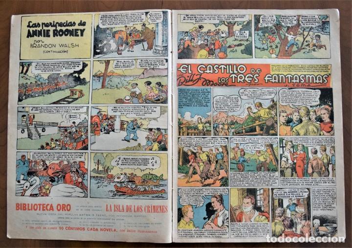 Tebeos: MICKEY REVISTA SEMANAL ILUSTRADA Nº 73 - 25 DE JULIO DE 1936 - GUERRA CIVIL - WALT DISNEY - Foto 3 - 207119771