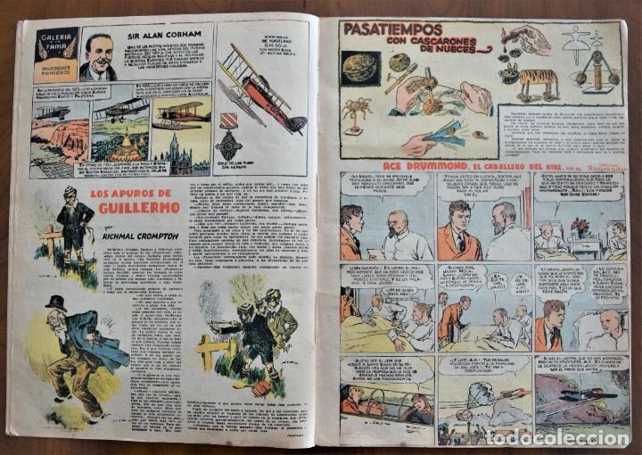 Tebeos: MICKEY REVISTA SEMANAL ILUSTRADA Nº 73 - 25 DE JULIO DE 1936 - GUERRA CIVIL - WALT DISNEY - Foto 4 - 207119771