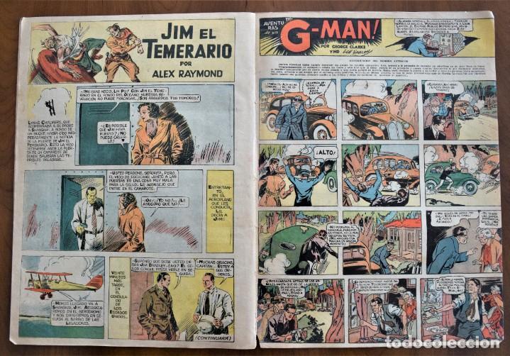Tebeos: MICKEY REVISTA SEMANAL ILUSTRADA Nº 73 - 25 DE JULIO DE 1936 - GUERRA CIVIL - WALT DISNEY - Foto 5 - 207119771