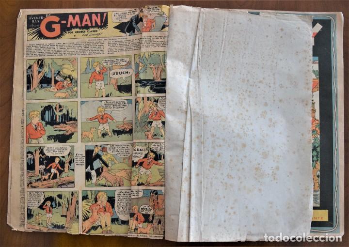 Tebeos: MICKEY REVISTA SEMANAL ILUSTRADA Nº 74 (ÚLTIMO NÚMERO) - 8 DE AGOSTO DE 1936 - GUERRA CIVIL - Foto 3 - 207120587