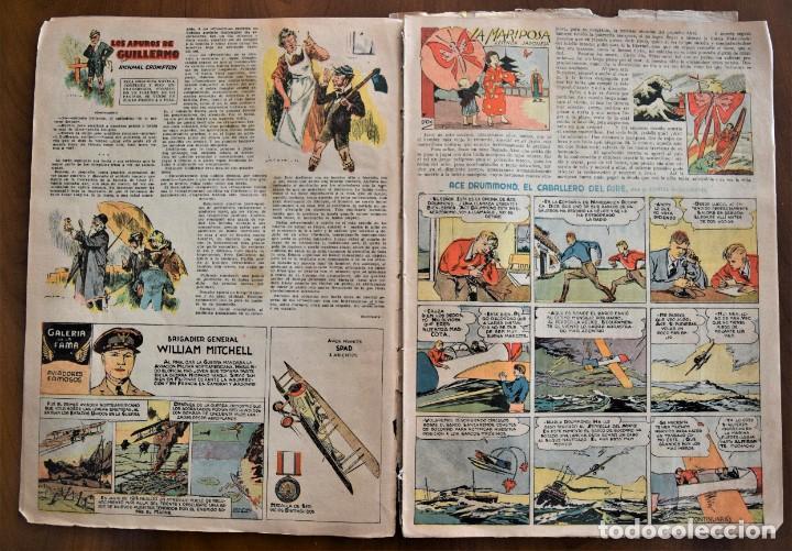 Tebeos: MICKEY REVISTA SEMANAL ILUSTRADA Nº 74 (ÚLTIMO NÚMERO) - 8 DE AGOSTO DE 1936 - GUERRA CIVIL - Foto 4 - 207120587