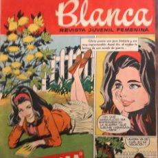 Tebeos: BLANCA. Lote 207159690