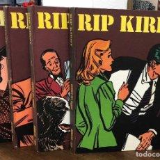 Tebeos: RIP KIRBY. BURU LAN EDICIONES. COMPLETA, 4 VOLUMENES. 1973. Lote 207164380
