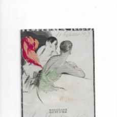 Tebeos: GRAN TEATRO DE LICEO- TEMPORADA 1926 1927- JUAN VALENTI- 16 PASEO DE GRACIA 16. Lote 207312726