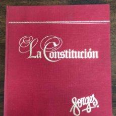 Tebeos: LA CONSTITUCION. FORGES. 1ª PARTE. DERECHOS Y LIBERTADES. 1978. EDIPRESS. Lote 207800070