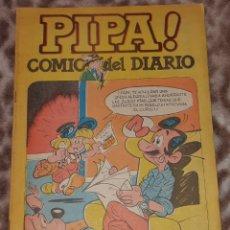 Tebeos: TEBEOS-COMICS CANDY - PIPA 25 ÚLTIMO - DIARIO DE VALENCIA - RARÍSIMO- AA97. Lote 208307441