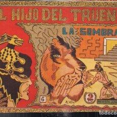 Giornalini: EL HIJO DEL TRUENO Nº 6: LA SOMBRA. EDITORIAL ROEN 1964. Lote 208830441