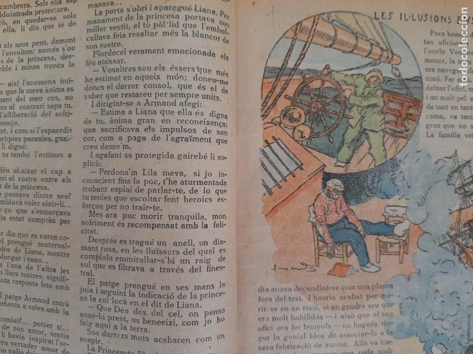 Tebeos: CALENDARI D´EN PATUFET, 1926, JOSEP Mª FOLCH Y TORRES, BIBLIOTECA PATUFET, JOSEP BAGUÑA, 1926 - Foto 2 - 209578963