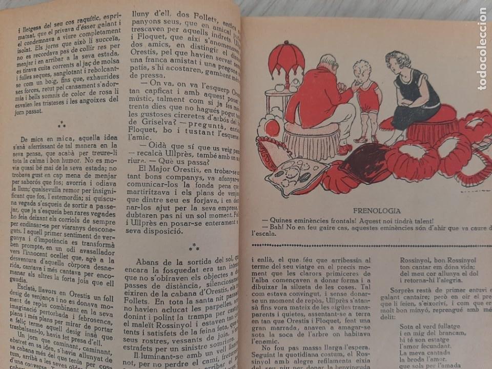 Tebeos: CALENDARI D´EN PATUFET, 1927, JOSEP Mª FOLCH Y TORRES, BIBLIOTECA PATUFET, JOSEP BAGUÑA, 1927 - Foto 2 - 209579485