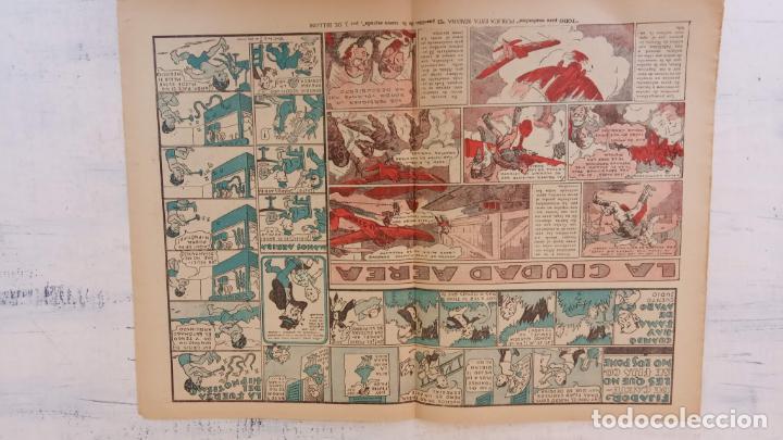 Tebeos: POCHOLO Nº 195 - 24 JULIO 1935 , MUY NUEVO - Foto 4 - 209619606