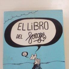 Tebeos: LOTE 5 LIBROS HUMOR-MAXIMO, FORGES, HUMOR GRAFICO, CHISTES POLITICOS, ETC.. Lote 209956258