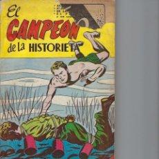 Tebeos: EL CAMPEÓN DE LA HISTORIETA - Nº 14 - NOVIEMBRE 23 DE 1962 - ** EDITORIAL TOR ***. Lote 210185340