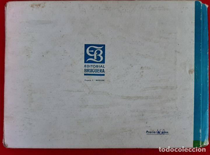 Tebeos: AVENTURAS DE BLANCA NIEVES BLANCANIEVES Y LOS SIETE ENANITOS BRUGUERA ORIGINAL CT1 - Foto 8 - 210595931