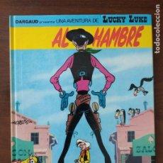 Tebeos: UNA AVENTURA DE LUCKY LUKE - ALHAMBRE - GRIJALBO - DARGAUD N. 44 - RARO. Lote 210632700