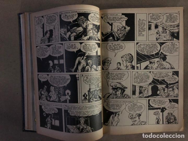 Tebeos: EL SANTO (SEMIC EDICIONES 1966). TOMO CON 10 TEBEOS ENCUADERNADOS EN TAPA DURA. - Foto 6 - 210970141