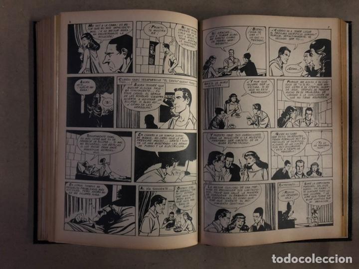 Tebeos: EL SANTO (SEMIC EDICIONES 1966). TOMO CON 10 TEBEOS ENCUADERNADOS EN TAPA DURA. - Foto 18 - 210970141