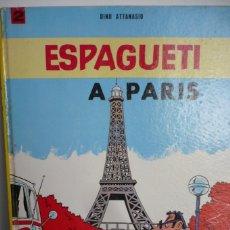 Tebeos: ESPAGUETI A PARIS Nº 2 - CATALÁN - JAIMES LIBROS 1967. Lote 211463265