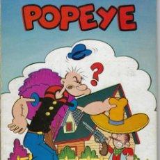 Tebeos: CÓMIC / TEBEO POPEYE EL MARINO - Nº 1 Y 2 - 1976 *** EDICIONES MAISAL ***. Lote 211640486