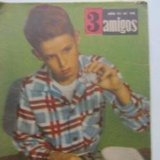 Tebeos: 3 AMIGOS Nº 115 CINE EL HEROE SOLITARIO CON BILLY WILDER CX60. Lote 211649799