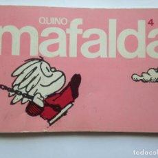 Tebeos: MAFALDA - VOLUMEN 4 - TIRAS DE QUINO - EDITORIAL LUMEN 1987. Lote 211917836